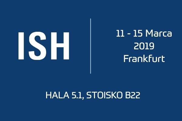Wir möchten sie zur ish ?fraunkfurter fachmesse vom 11. Bis 15. März 2019 einladen.