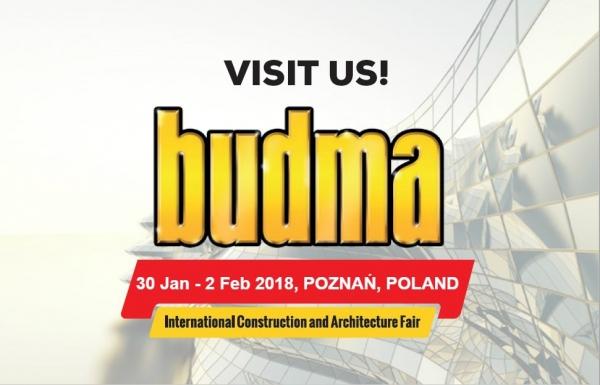 UST-M AT THE INTERNATIONAL BUDMA 2018 FAIR!