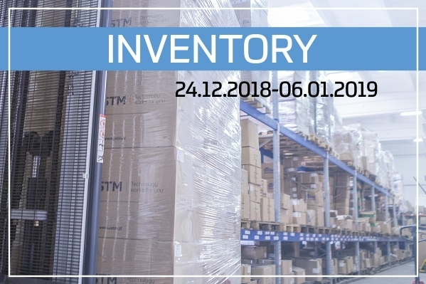 UST-M INVENTORY