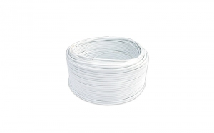 Electric cable rope 2 x 0,50