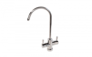 Double faucets