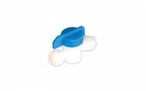 QC ball valve