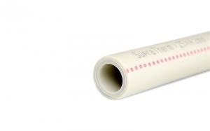 Aluminium-stabilized pipes