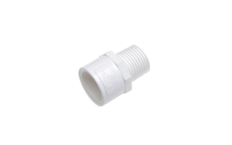 PVC COUPLING (GI X MT)