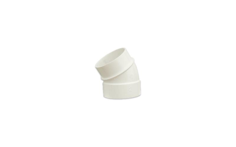 Nipple elbow 30