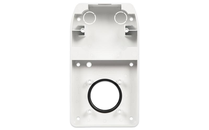 Mounting box for DECO VAC sockets
