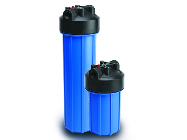 Big Blue filter housings