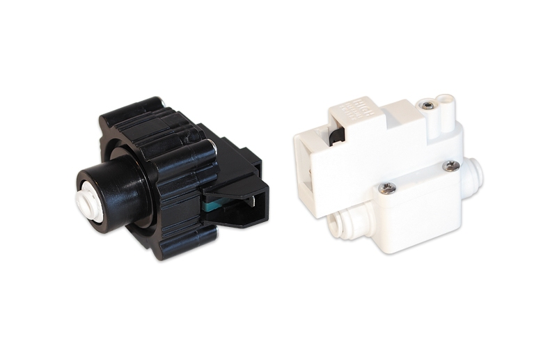 High and Low pressure switches