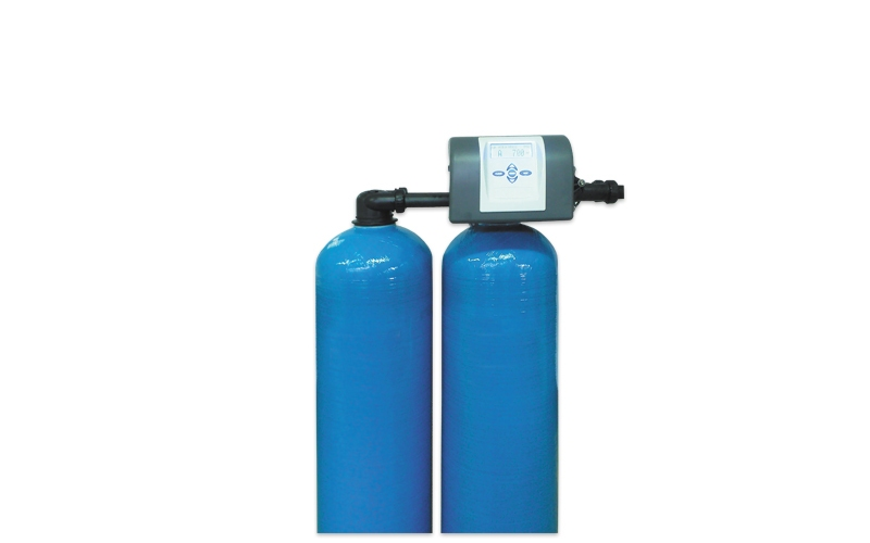 WATER TREATMENT STATIONS TWIN ALTERNATING
