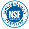 NSF Certificate Component