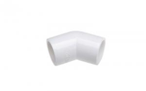 Kolanko 45° (KW x KW) PVC