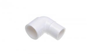 Kolanko nyplowe 90° (KW x KZ) PVC