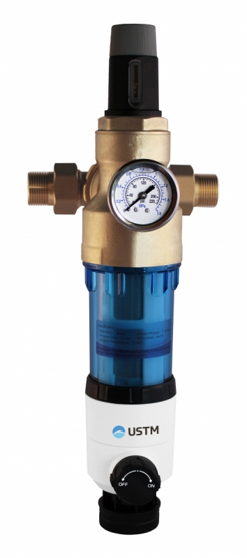 Filtr narurowy z reduktorem ciśnienia Aqwell 34