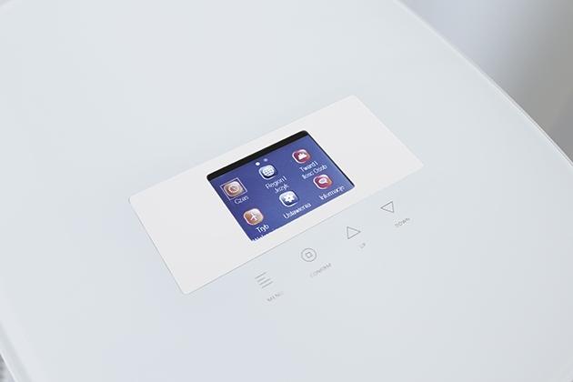 Lotus Sensor - z inteligentnymi sensorami