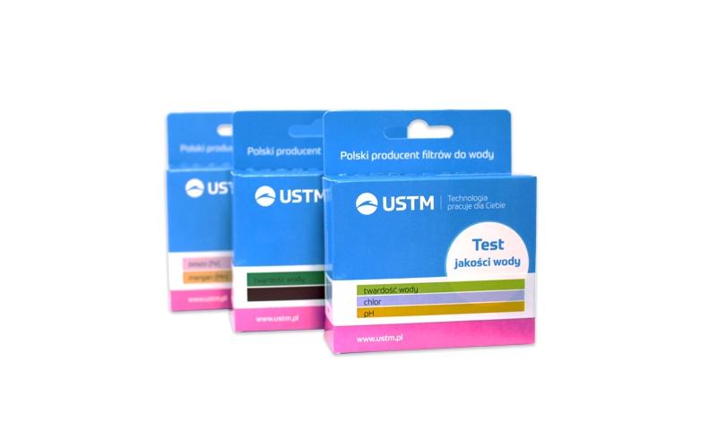 testy do wody UST-M