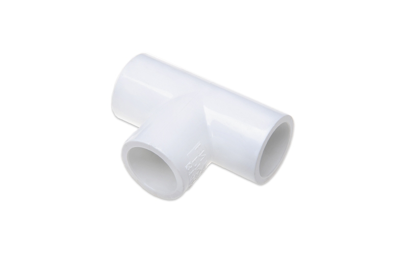 Trójnik (KW x KW x KW) PVC