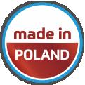 Произведено в центральной части Польши; легко транспортировать в любое место